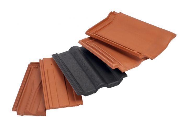 Klassische Dachziegelformen eine Übersicht