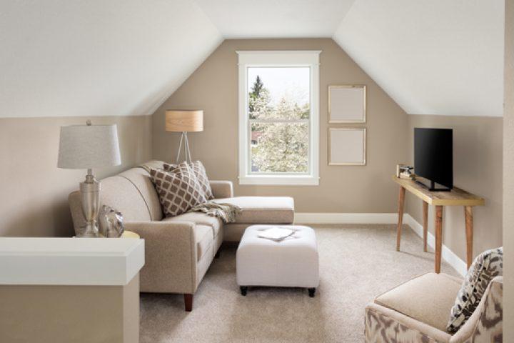 Farben Für Kleine Räume.Kleine Räume Streichen So Erzielen Sie Große Wirkung