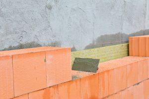 Klinkerfassade bauen
