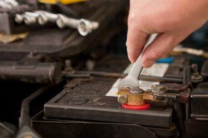 Kontaktkorrosion bei Metallpaarungen
