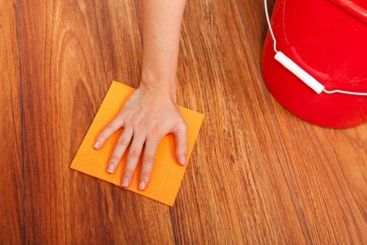 Bevorzugt Korkboden richtig reinigen - Anleitung in 3 Schritten IC71