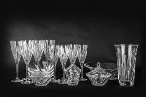 Kristallgläser wie viel sind sie wert?