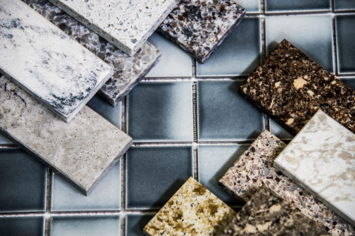Küche aus Buche » Welche Arbeitsplatte passt?