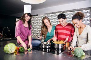 Küche Höhe