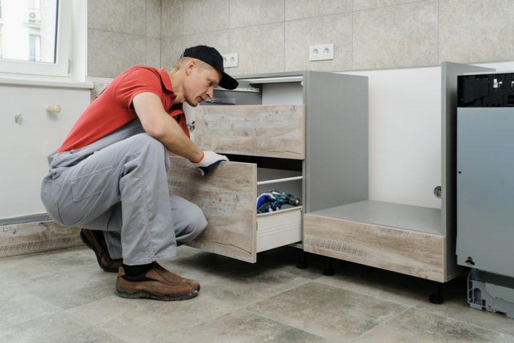 Küche installieren lassen