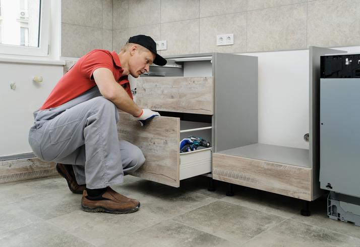 Kuche aufbauen lassen welche kosten entstehen for Küche aufbauen lassen