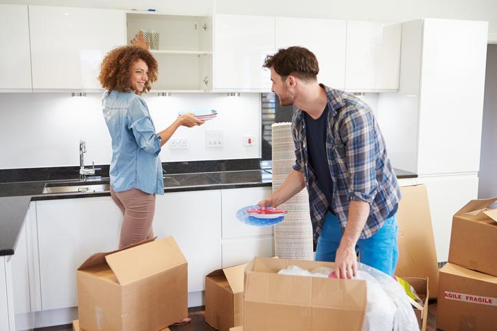 Küche einräumen » So gehen Sie sinnvoll vor