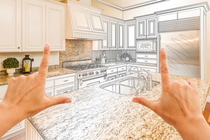 Küche einrichten » Schöne Ideen, Tipps und Hinweise