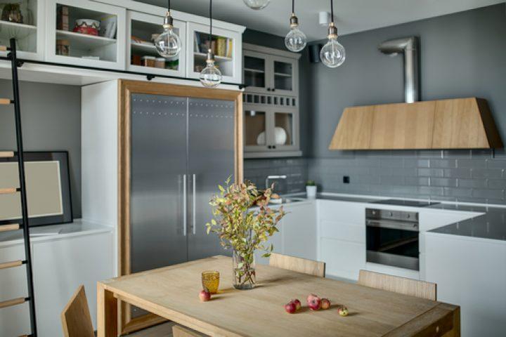 Küche grau streichen » So wirkt die Farbe