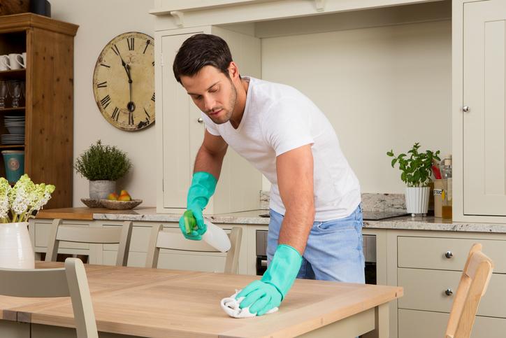 Küche putzen » In 10 Schritten zur sauberen Küche