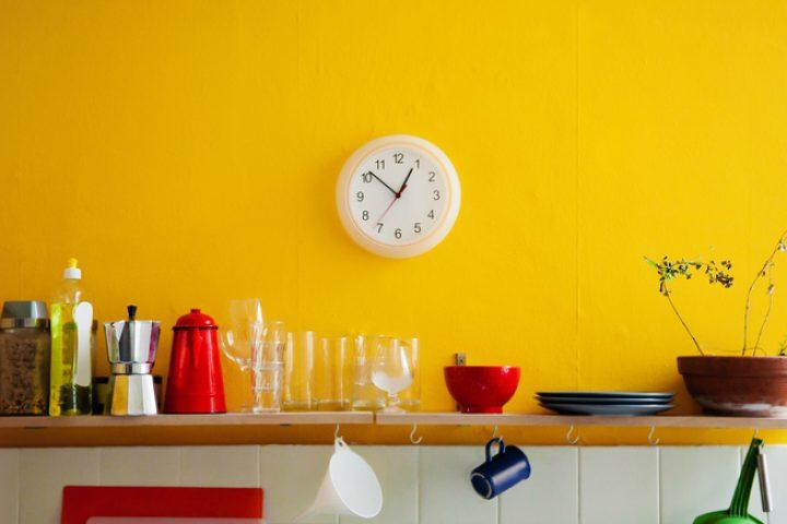 Küche tapezieren » Anleitung in 4 Schritten