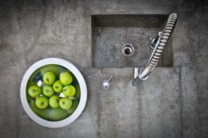 Küchenarbeitsplatte Beton Kosten