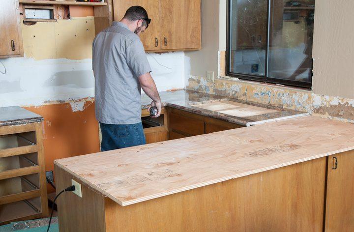 Kuchenarbeitsplatte Welche Hohe Sollte Sie Haben