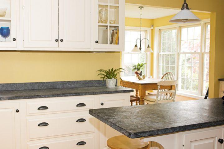 Küchenarbeitsplatte Schiefer Kosten