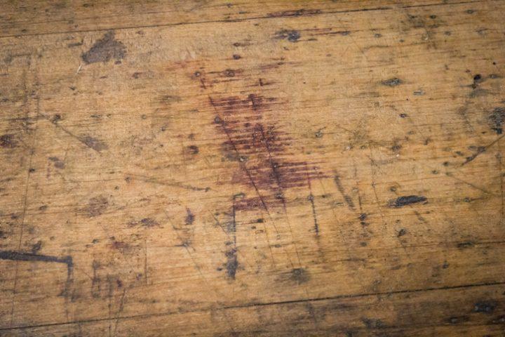Küchenarbeitsplatte restaurieren