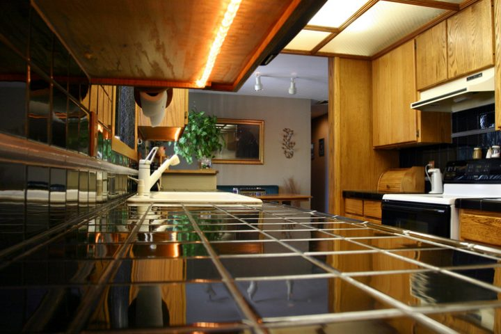 Küchenarbeitsplatte selber machen » Kreative Ideen