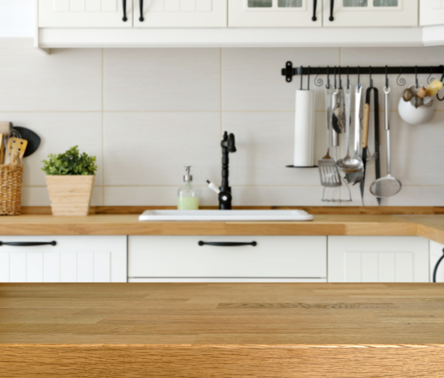 Küchenarbeitsplatte streichen » (K)eine gute Idee?