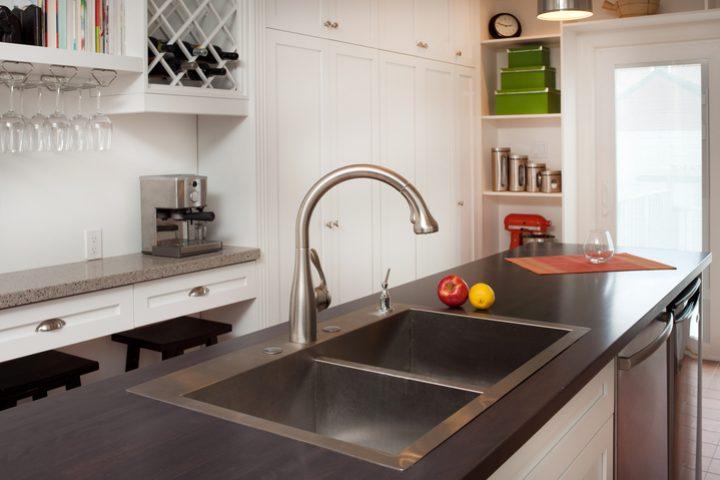 Küchenarbeitsplatte aufpeppen
