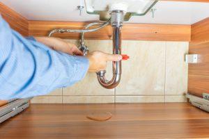 Küche Wasserhahn reparieren