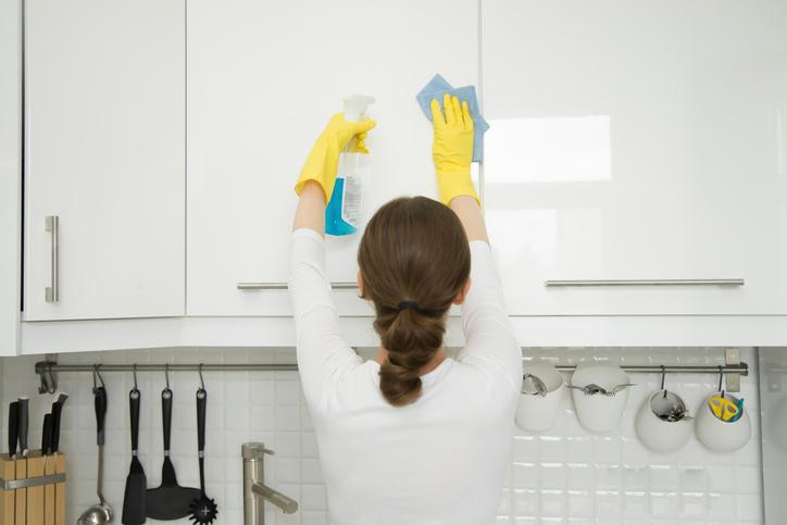 Küchenfront » Hochglanz oder matt?