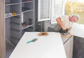 Kücheninsel selber bauen » So geht's mit Ytong