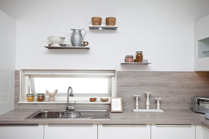 Rückwand küche selber machen  Küchenrückwand aus Laminat » Befestigung, Tipps & Tricks