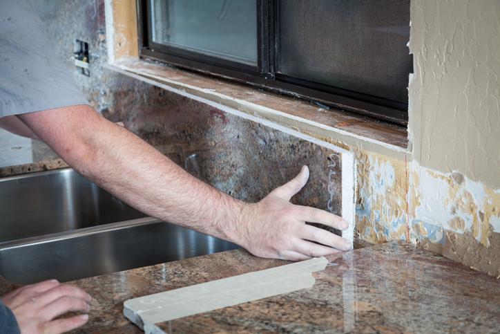 Küchenrückwand statt Fliesen » Die Vorteile
