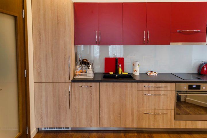 Küchenschränke folieren
