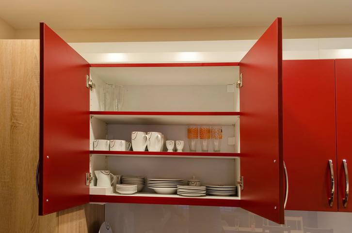 Küchenschränke  Küchenschränke einräumen » So schaffen Sie Ordnung
