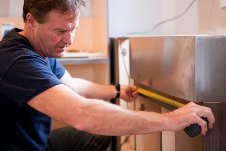 Küchenschränke restaurieren