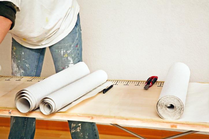Küchenschränke tapezieren » So gehen Sie dabei vor