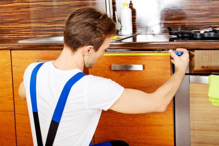 Küchenunterschrank selber bauen » Das ist zu bedenken