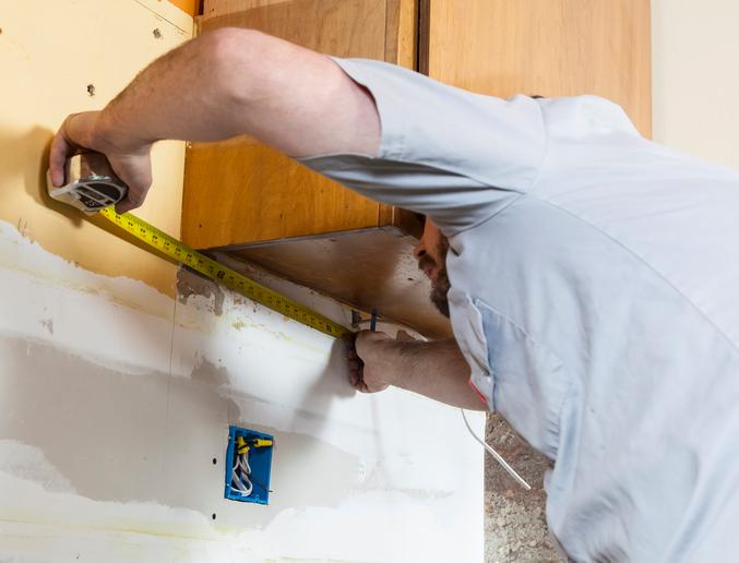 Küchenschränke verschönern » So peppen Sie Ihre Küche auf