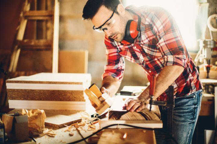 Küchenschrank selber bauen
