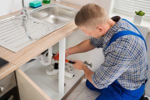Küchenspüle Abfluss anschließen