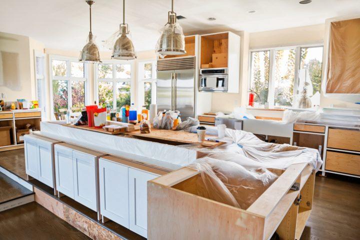 Küchentheke selber herstellen