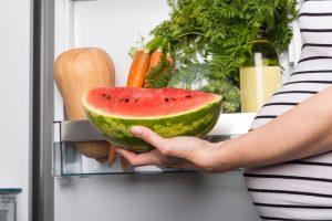 Früchte im Kühlschrank