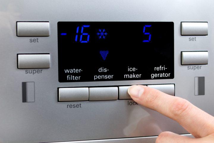 Aeg Kühlschrank Santo Temperatur Einstellen : Kühlschrank thermostat prüfen so wird s gemacht