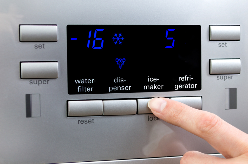 gefrierschrank thermostat testen