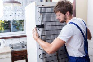 Kühlschrank Installation