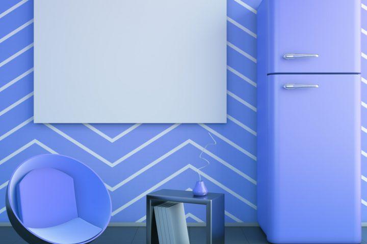 Kühlschrank folieren