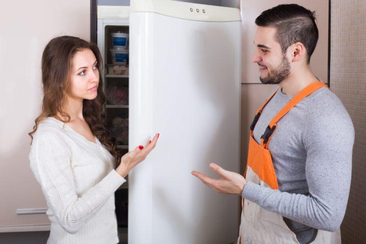 Kühlschrank Dämmung