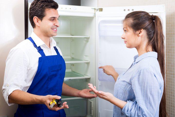 Top Kühlschrank kühlt nicht mehr richtig » Woran liegt's? VR21