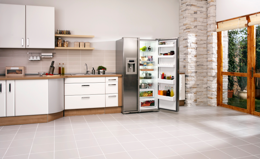 Kühlschrank Desinfizieren kühlschrank offen gelassen was ist zu tun
