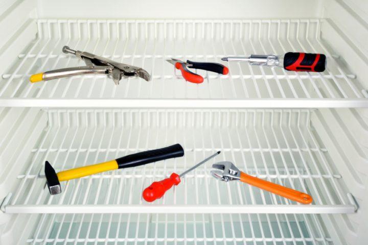 Alter Bosch Kühlschrank Restaurieren : Kühlschrank restaurieren » so wirds gemacht