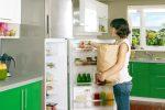 Kühlschrank füllen