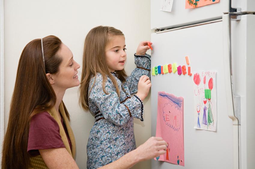 Kühlschrank Deko : Kühlschrank verschönern » die schönsten deko ideen