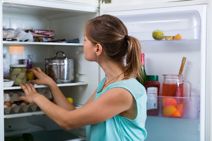 Kühlschrank erwärmt sich
