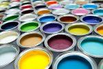 Acryllack oder Kunstharzlack