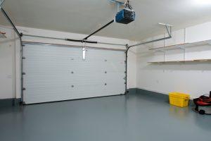 Garage Gießharzboden